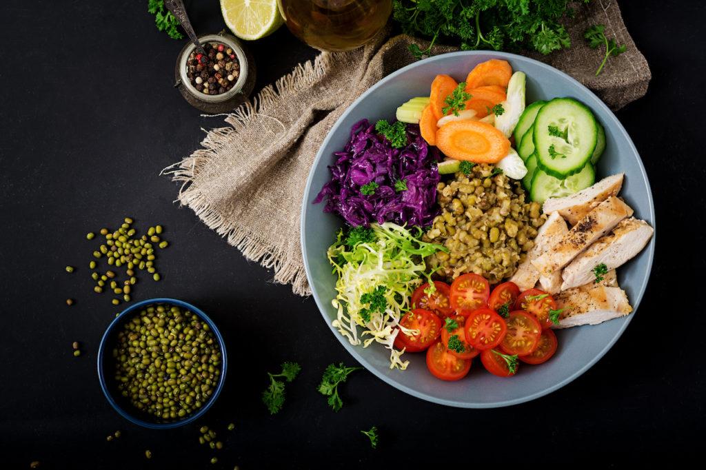 Wann besteht ein Mehrbedarf bei kostenaufwendiger Ernährung?